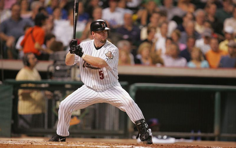 Jay Buhner Batting Stance