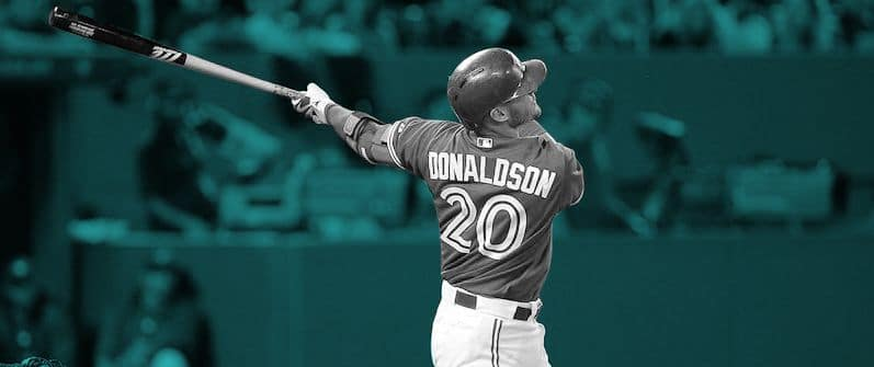 MLB Swing: Josh Donaldson's Point of View