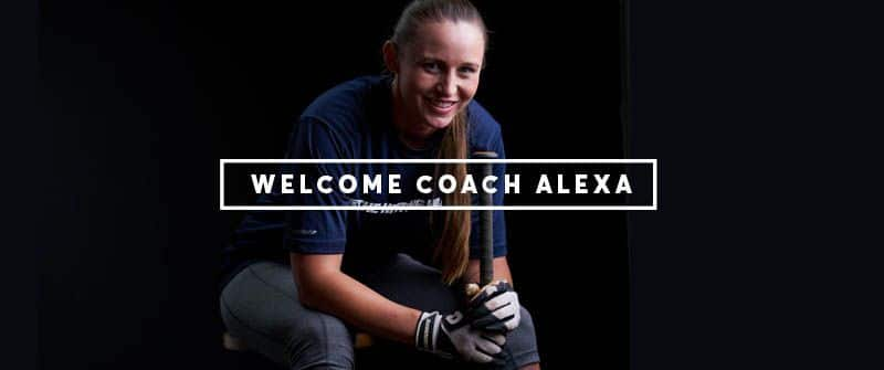 Welcome Coach Alexa Peterson