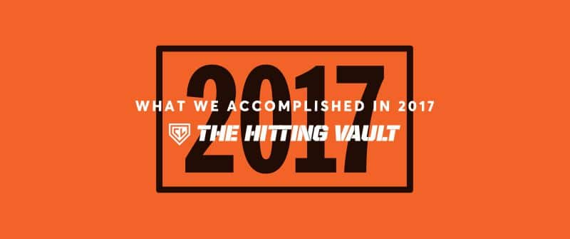2017 Hitting Accomplishments