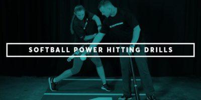 6 Softball Hitting Drills for Power