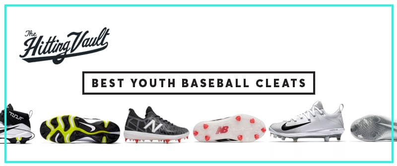 The Top 3 Youth Baseball Cleats