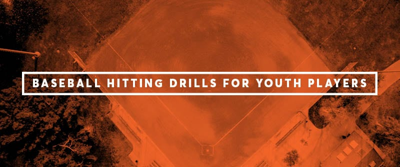 Four Baseball Hitting Drills for Youth Players
