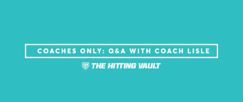 The Hitting Vault Coaches Group: Live Q+A