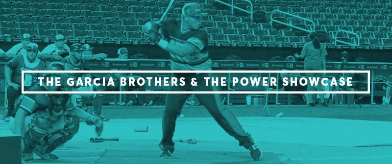 The Garcia Brothers and the Power Showcase