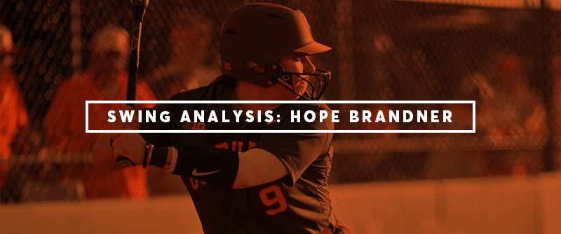 Hope Brandner Swing Analysis