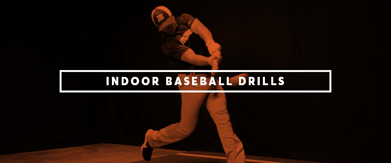 5 Indoor Baseball Drills to Become a Better Hitter