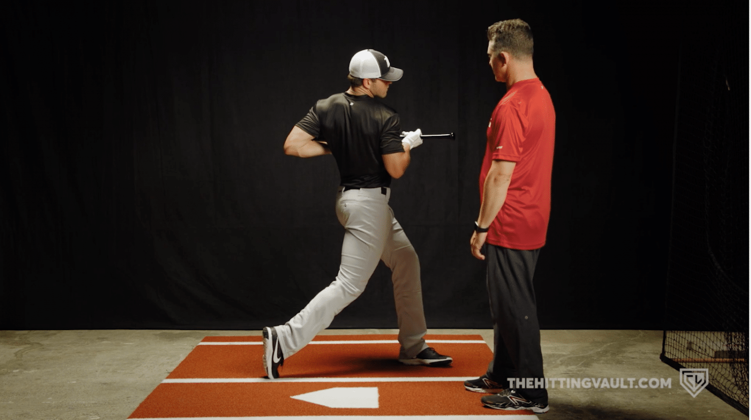 The Full Turn Drill - end of the swing