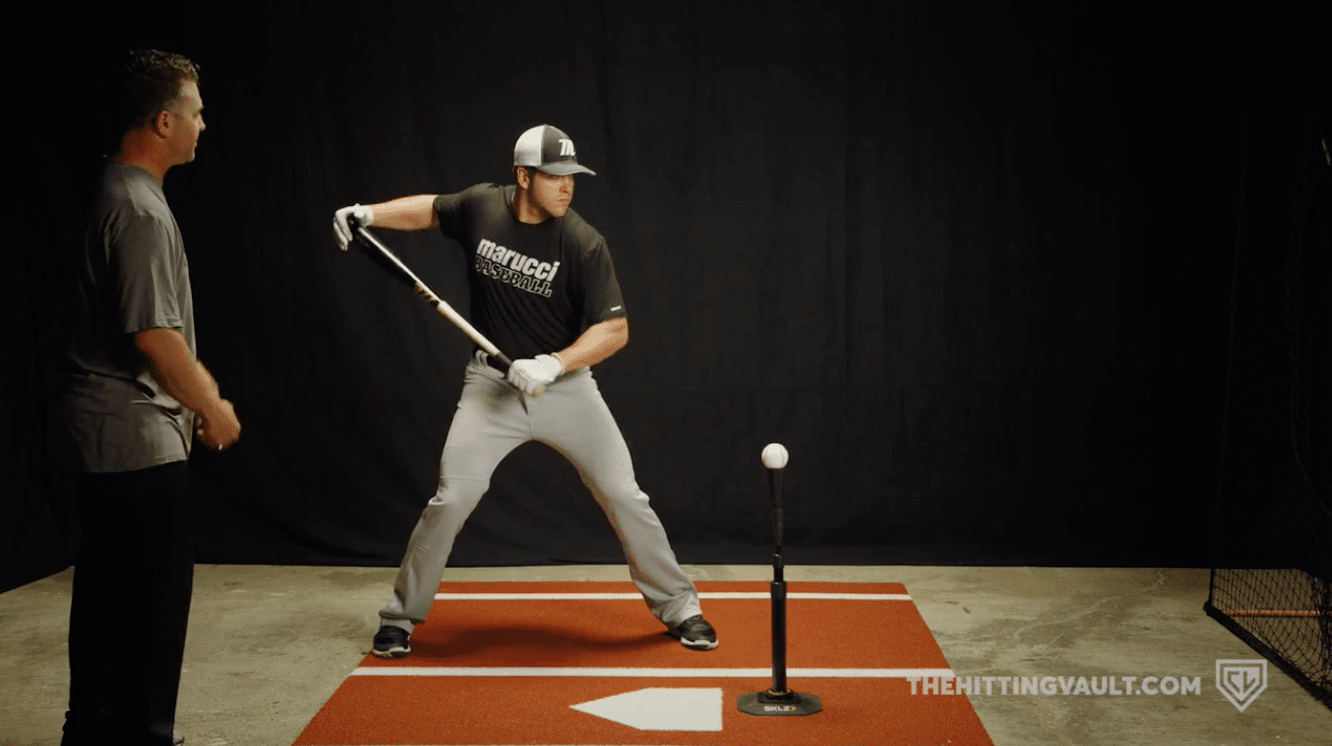 Rock the Baby Hitting Drill 1 of 3