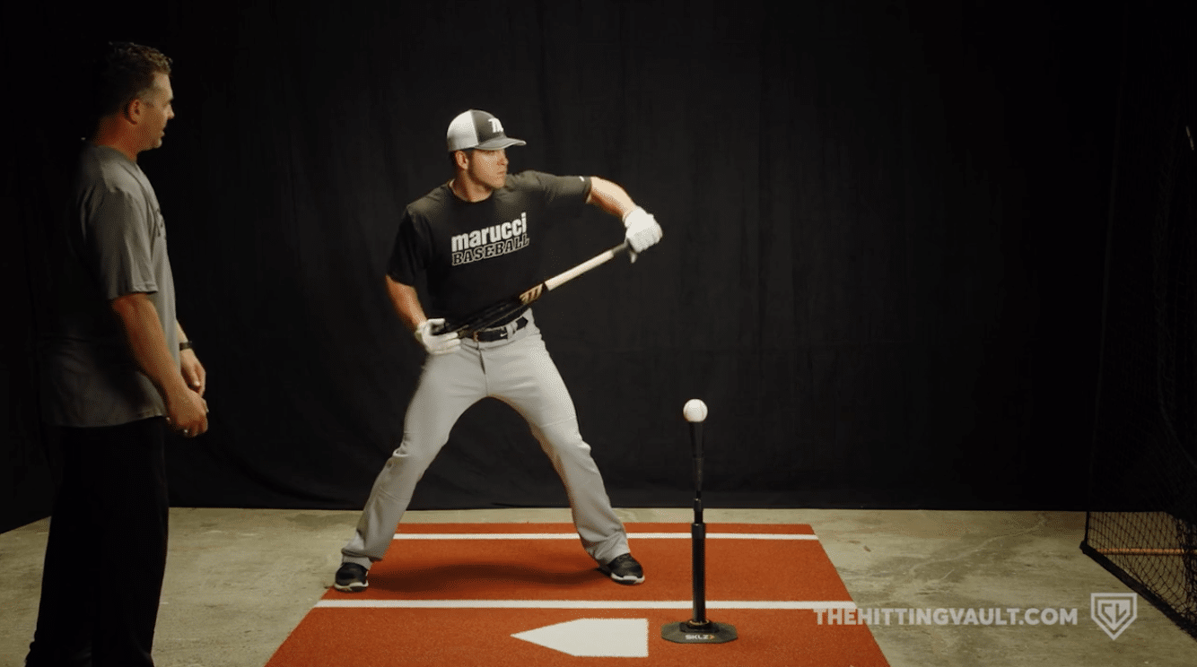 Rock the Baby Hitting Drill 2 of 3