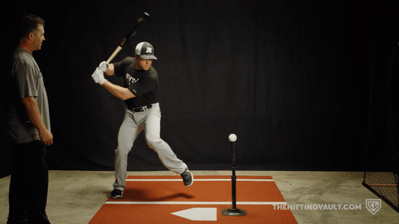 Rock the Baby Hitting Drill 3 of 3