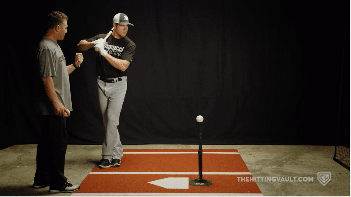 Crossover Drill for Hitters - Movement 1