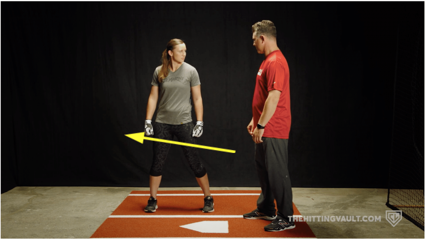Creating separation is key for hitting with power